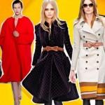 Выбираем модную верхнюю одежду: пальто, куртка, плащ