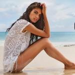 Выбор тканей для пляжной одежды