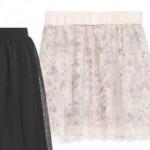 Горячий тренд - воздушные юбки
